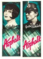 Affiche Asphalt