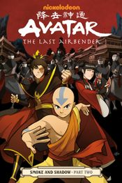 Couverture Avatar : The Last Airbender - Smoke and Shadow, tome 2