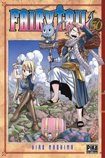 Couverture Fairy Tail, tome 50