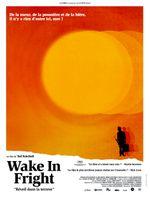 Affiche Réveil dans la terreur
