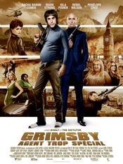 Affiche Grimsby : Agent trop spécial