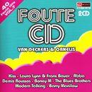 Pochette Foute CD van Deckers en Ornelis, Volume 7