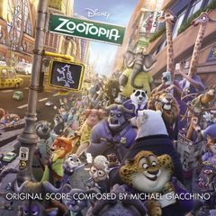 Pochette Zootropolis (OST)