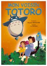 Affiche Mon voisin Totoro