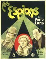 Affiche Les Espions