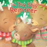 Couverture The Itsy Bitsy Reindeer