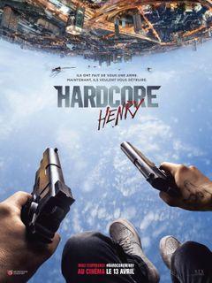 Affiche Hardcore Henry
