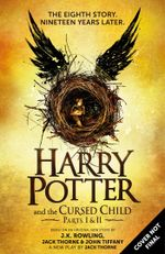 Couverture Harry Potter and the Cursed Child , Parts I & II