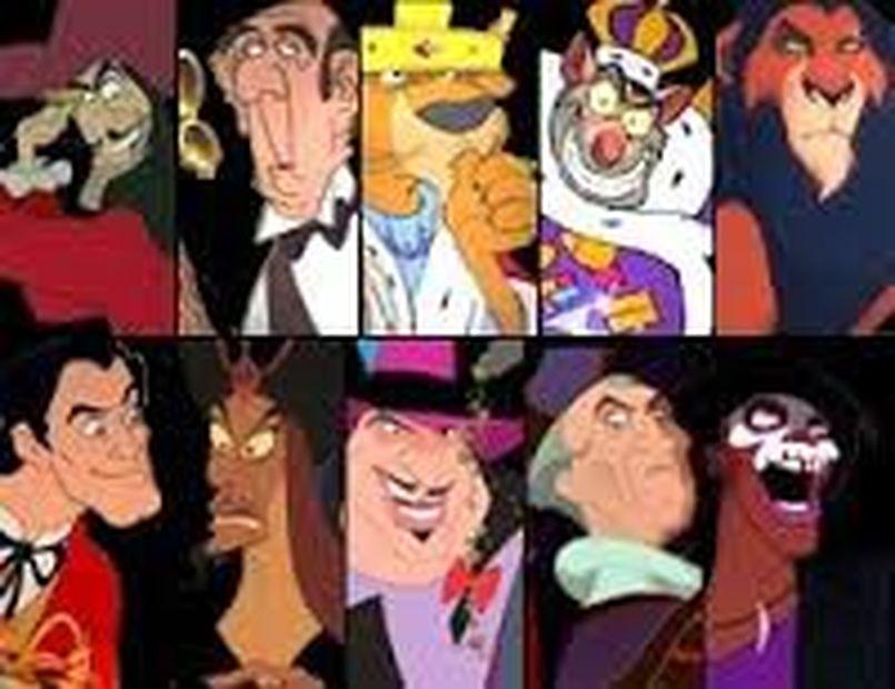 Illustration Votre Top 10 des meilleurs méchants Disney.