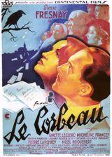Affiche Le Corbeau