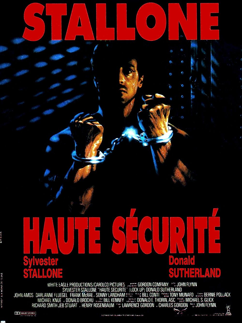 haute s curit film 1989 senscritique. Black Bedroom Furniture Sets. Home Design Ideas