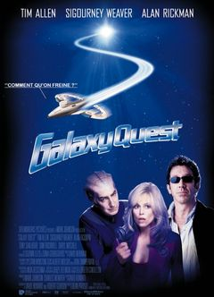 Affiche Galaxy Quest