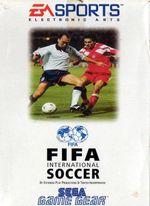 Jaquette FIFA International Soccer