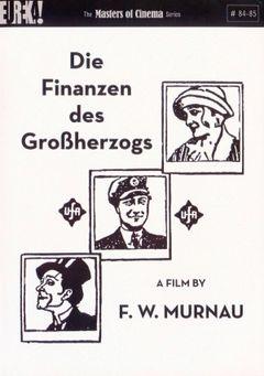 Affiche Les Finances du grand-duc