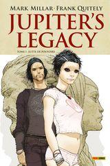 Couverture Lutte de pouvoirs - Jupiter's Legacy, tome 1