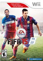 Jaquette FIFA 15 : Édition Héritage