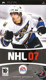 Jaquette NHL 07