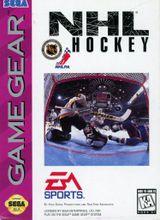 Jaquette NHL Hockey