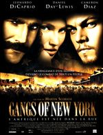 Affiche Gangs of New York