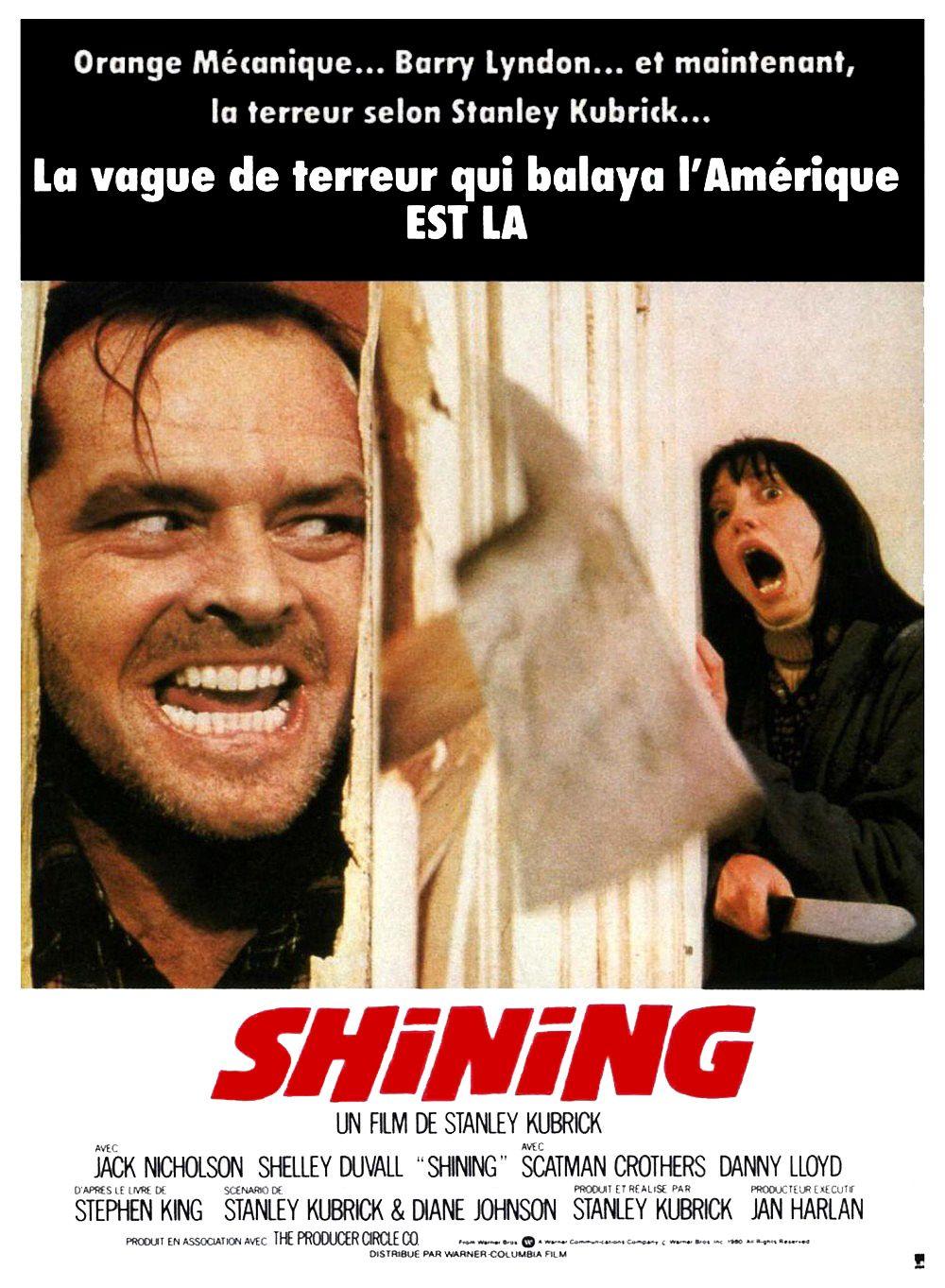 Votre top 10 des films en huis clos Shining