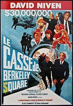 Affiche Le Casse de Berkeley Square