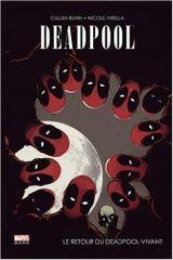 Couverture Deadpool : Le Retour du Deadpool vivant