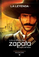 Affiche Zapata - El sueño del héroe