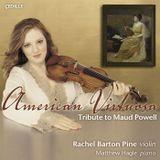Pochette American Virtuosa: Tribute to Maud Powell