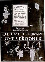 Affiche Love's Prisoner