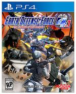 Jaquette Earth Defense Force 4.1: The Shadow of New Despair