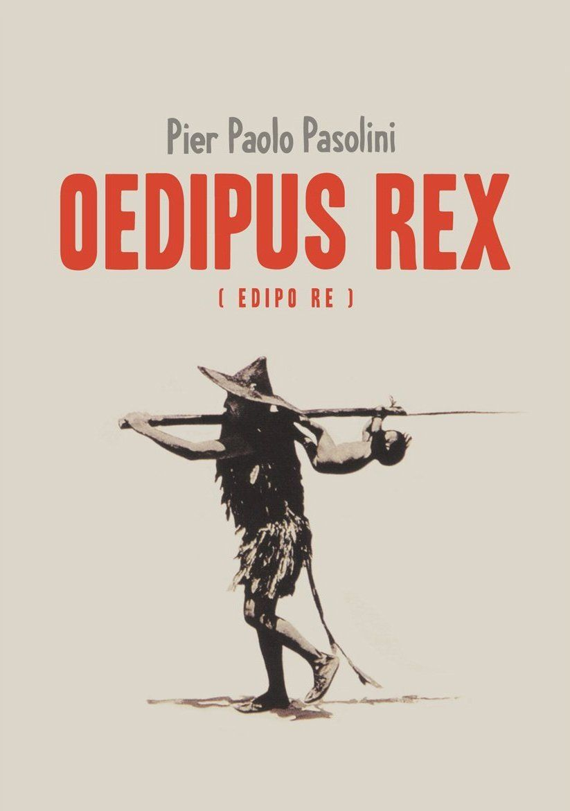 oedipus rex film paper There are two oedipuses in the newly released film of igor stravinsky's opera  oedipus rex one plays the traditional role, singing words.