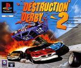 Jaquette Destruction Derby 2