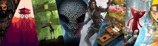 Cover Les meilleurs jeux vidéo de 2016