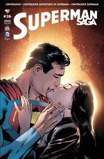 Couverture Superman Saga, tome 26