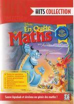 Jaquette Disney : En quête de maths avec Aladdin