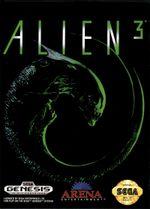 Jaquette Alien 3