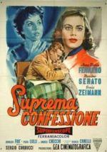 Affiche Suprême confession