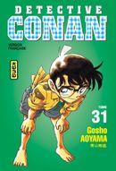 Couverture Détective Conan, Tome 31