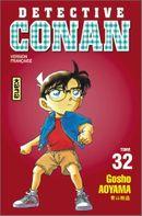 Couverture Détective Conan, Tome 32