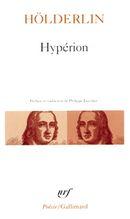 Couverture Hyperion