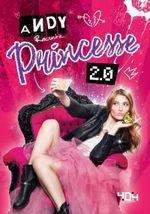 Couverture Princesse 2.0
