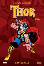 Couverture 1966 - Thor : L'Intégrale, tome 8