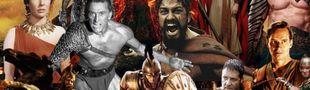 Cover Néo-péplum : mythology return's