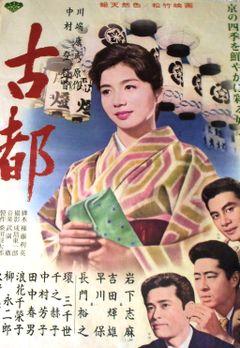 Affiche Kyoto
