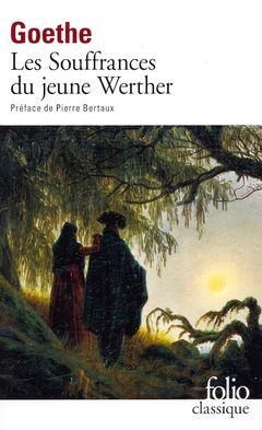 Couverture Les Souffrances du jeune Werther