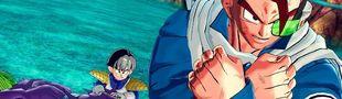Cover Les meilleurs jeux Dragon Ball
