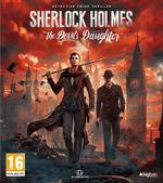Jaquette Sherlock Holmes: The Devil's Daughter