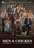 Affiche Men & Chicken