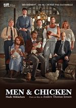 Affiche Men & Chicken