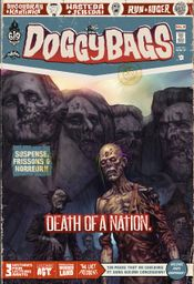 Couverture Death of a Nation - DoggyBags, tome 9